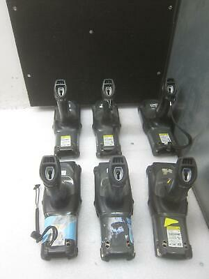 6x Symbol Motorola MC9090-GF0HJ Mobile Barcode Scanners, AS-IS_