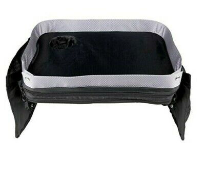 Kids EZ Travel Lap Tray Grey Black ModFamily