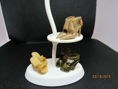 Barbie Model Muse Shoe Collection
