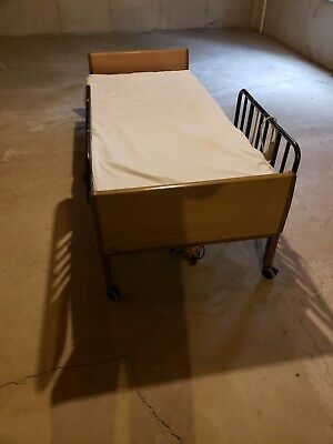 Invacare Electric Hospital Bed with mattress