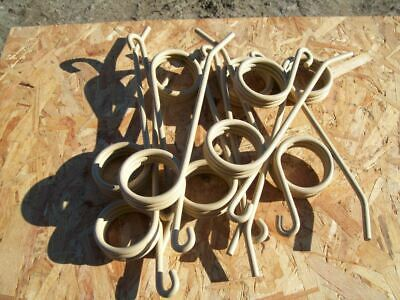Lot of Ten, New Holland Replacement Hay Rake Teeth , SELLS NO RESERVE !!