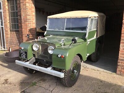 Land Rover Series 1 , 1951 ,  soft top