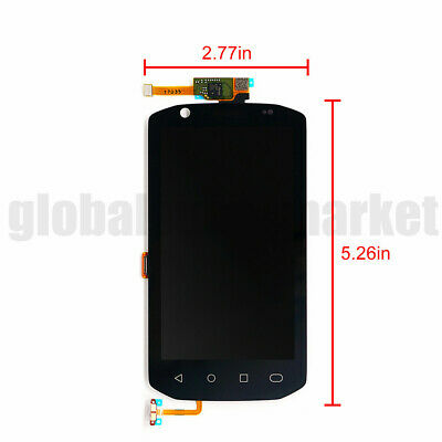 LCD Display with Touch Digitizer Screen (Android Version) for Symbol TC77