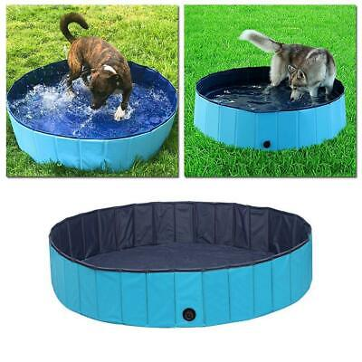 Portable Pet Bath Swimming Pool Foldable Dog Cat Bathing Tub Collapsible