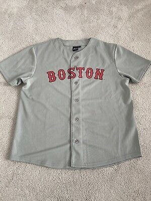 Boston Red Sox Road Jersey