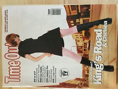 Time Out Magazine July 12 1995