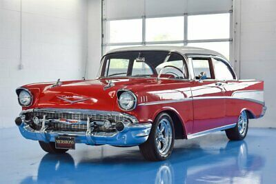 1957 Bel Air/150/210  1957 Chevrolet Bel Air/150/210 4 Speed Manual 2-Door Coupe