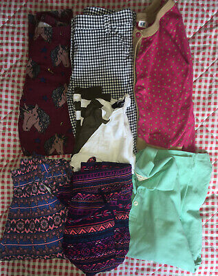 Bundle Of Girls Clothes Age 10-12 Years Zara HM Next New Look (7 Items)