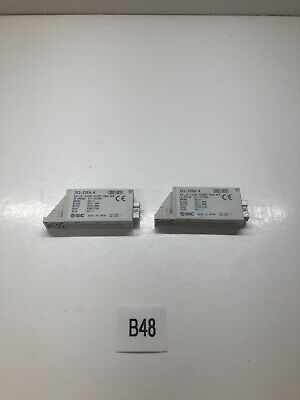 SMC ZK2-ZSEA-A (Lot Of 2) Fast Shipping
