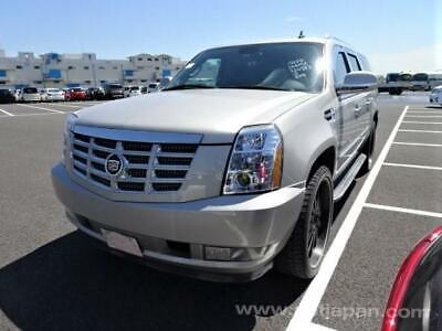 Fresh Import New Shape Cadillac Escalade Esv Long Wheel Base Automatic 7 Seats