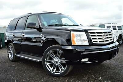 Fresh Import Cadillac Escalade V8 Automatic 8 Seater Navigator Black
