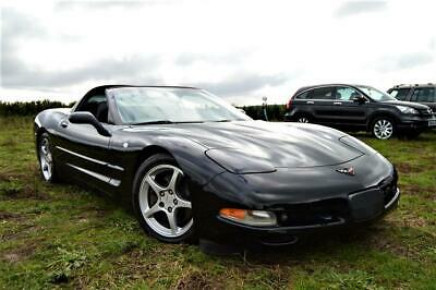 Fresh Import Lhd Chevrolet Corvette C5 Targa Top 5.7 V8 Coupe