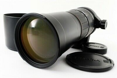 Sigma AF 170-500mm f/5-6.3 APO Lens for Sony Minolta A mount From Japan [As is]