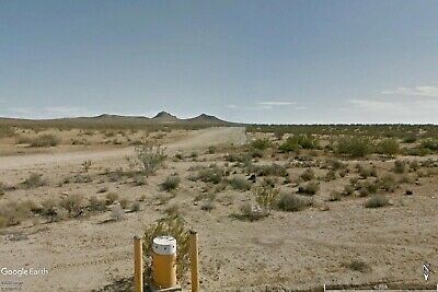 2.81 Acre Corner Lot California City Kern County Southern California