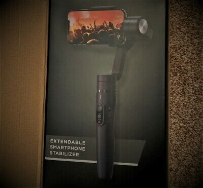 Smove Mobile Smartphone Extendable Stabilizer, Selfie Stick W/ iPhone Or GoPro