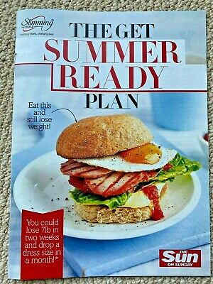 Slimming World The Get Summer Ready Plan