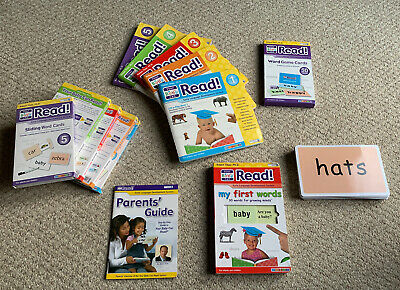 Your Baby Can Read Bundle. Learning Books And Cards