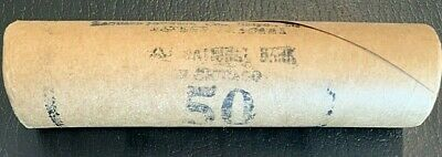$$$ 1944 P Cent Roll*Original*Unopened*National Bank *Possible*Double Die,*Steel
