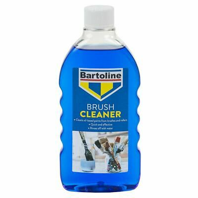 Bartoline Quick And Effective Brush Cleaner 500Ml For Oil Based Paint