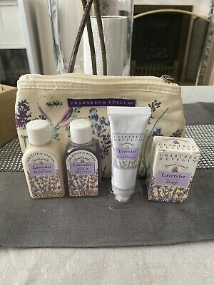 Crabtree and Evelyn Lavender 50ML Gift Set