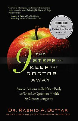 The 9 Steps to Keep the Doctor Away by Rashid Buttar Eb00k
