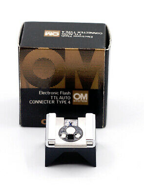 Olympus Om Ttl Auto Connector Type 4 New Old Stock For Om-1N Om-2N Cameras