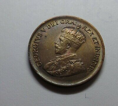 1936 Canadian Penny cent uncirculated