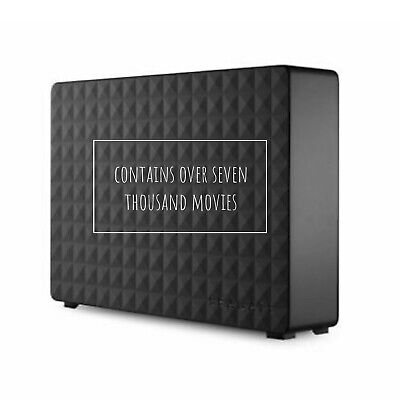 Seagate 8TB External Hard Drive with Data for Sony PS4, PC, Apple and XBox