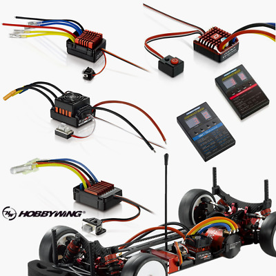 HOBBYWING Waterproof Brushed ESC LED Program Box For 1:10 RC Car Accessories US
