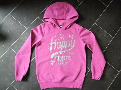 George Casual Girls Pink Sweatshirt Hoodie Age 9/10 Years  Must L@@K!!