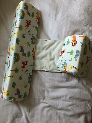 Ocean Fry Baby Child Support Sleep Pillow For Flat Head and Plagiocephaly