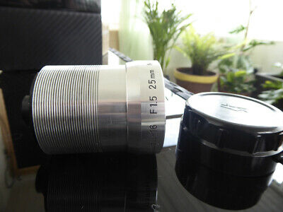 Genuine Bell & Howell 1inch (25mm) Lens for 16mm Projectors
