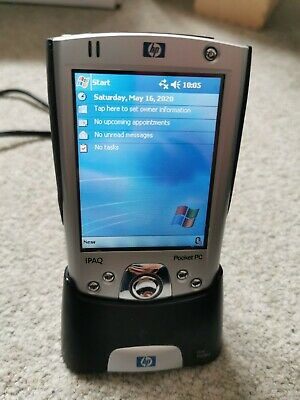 HP h2210 Pocket PC personal organiser, excellent condition, fully working