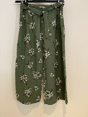 Beautiful Next girl's cullottes / summer trousers age 12