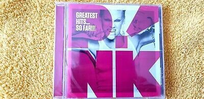 ***Pink..greatest Hits So Far..2010.. Cd***Brand New Sealed