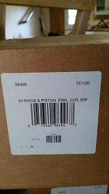 98496 Loctite 55ml Syringe And Piston