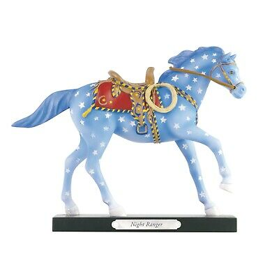 """Trail of The Painted Ponies """"Night Ranger"""" Figurine  NEW 2020"""
