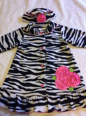 Bonnie Jean Coat and Hat Size 3 Years (3T)