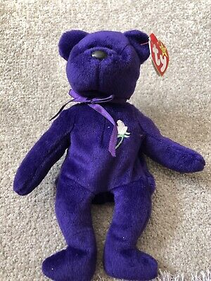 Ty Princess Diana Bear Immaculate and With Tags