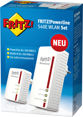 AVM Fritz!Powerline 540E WLAN