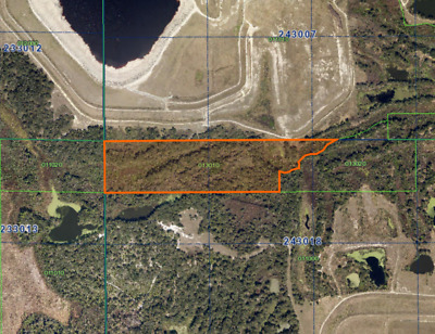 Pre-Foreclosure -  37 Acre  Land Lot  Florida, Polk County