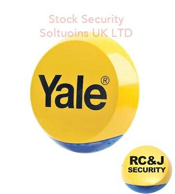 Yale Genuine Dummy Decoy Alarm Siren Box  Posting Daily Protect Your Propery