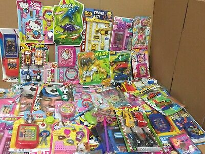 Job Lot Wholesale 46 BOYS GIRLS SMALL Toys slime ETC - Ideal Filler Toys mixed