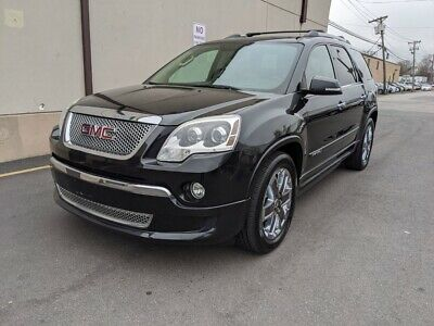 2012 GMC Acadia ARCADI DENALI AWD, NAVIGATION, BACKUP CAM, REAR EN 2012 GMC ARCADIA DENALI AWD, NAVIGATION, BACKUP CAM, REAR ENT