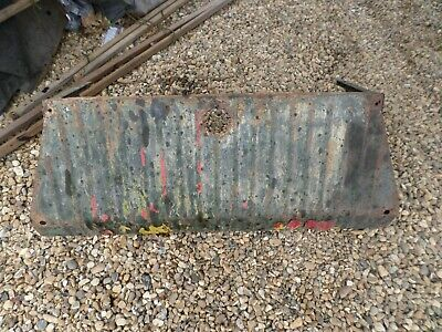 used austin champ fuel tank cover