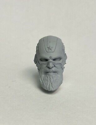 Marvel Legends ML 1:12 scale Proxima Midnight alternate custom head cast