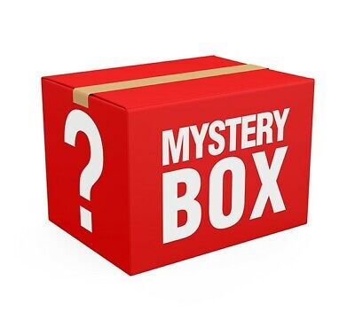 Mystery Box could have books, Pokemon cards, gift cards, electronics, funko