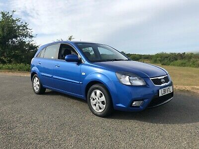 Kia Rio 1.4 Petrol Automatic ****Only 11,000 genuine miles from new****