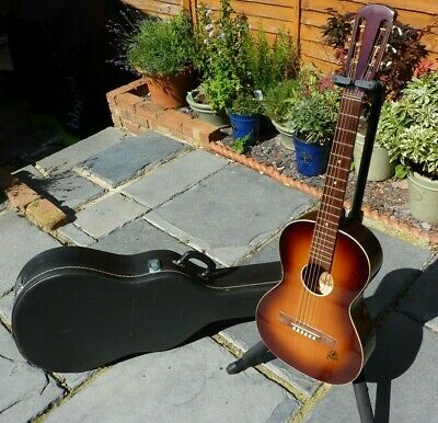 Vintage 1950s Framus Parlour / Parlor Guitar - Made in Germany
