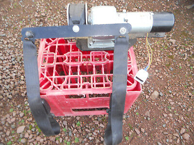 BHW wheelchair disabled disability strap winch. Mercedes Sprinter.